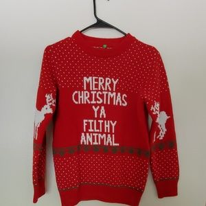 Urban Outfitters xmas sweater